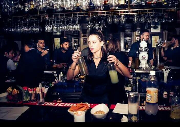 Hostesses and Bartender Girls